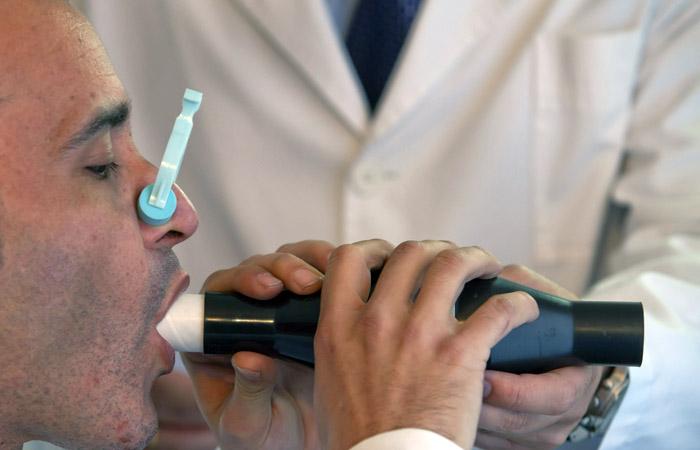 Asma y espirometría